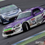 #93 SKR ENGINEERING S2000 (撮影:中村佳史)
