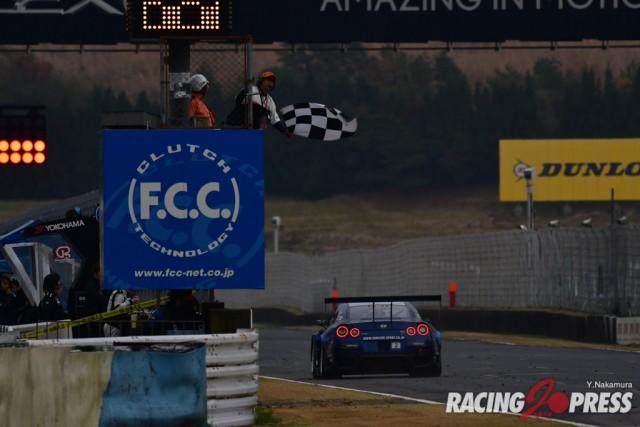 スーパー耐久第6戦 オートポリス 決勝結果