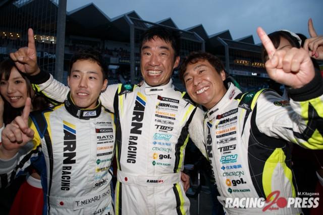 スーパー耐久第5戦 富士 決勝結果