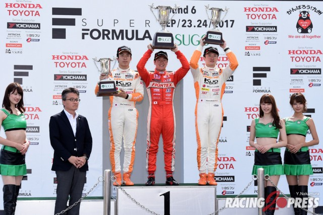 全日本F3 第20戦 SUGO 決勝結果