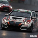 ST-TCRクラス優勝 #97 Modulo CIVIC TCR(伊藤 真一/幸内 秀憲/中野 信治)
