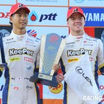 GT500クラス優勝 #37 KeePer TOM'S LC500 平川 亮/ニック・キャシディ