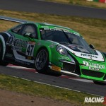 ST-1クラス優勝 #47 D'station Porsche cup(星野辰也/織戸学/浜健二)