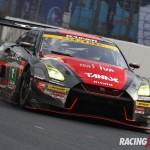 GT300クラス予選3番手 #11 GAINER TANAX GT-R(平中 克幸/安田 裕信)