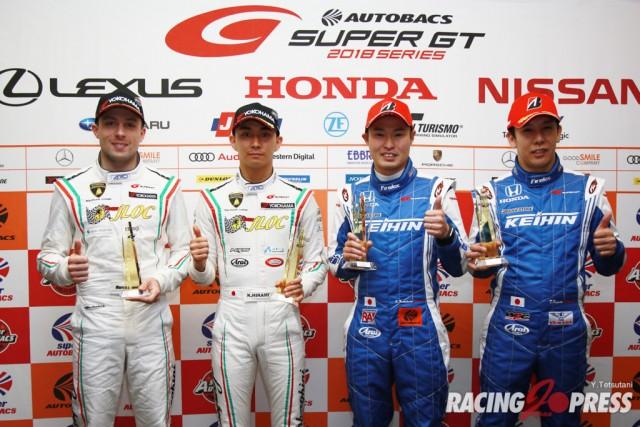 SUPER GT Rnd1 岡山 予選結果
