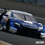 GT500クラス優勝 #17 KEIHIN NSX-GT(塚越 広大/小暮 卓史)
