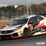ST-TCRクラス優勝 #97 Modulo CIVIC TCR(植松忠雄/中野信治/大津弘樹/小林崇志)