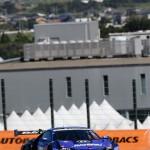 GT500クラス予選2番手 #100 RAYBRIG NSX-GT(山本 尚貴/ジェンソン・バトン)