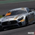 GT4クラス優勝 #666 GruppeM Racing Team(Ryuichirou Ohtsuka/Reinhold Renger)