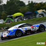 GT500クラス予選2番手 #24 フォーラムエンジニアリング ADVAN GT-R(ジョアオ・パオロ・デ・オリベイラ/高星 明誠)