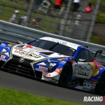 GT500クラス2位 #1 KeePer TOM'S LC500(平川 亮/ニック・キャシディ)