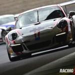ST-1クラス優勝 #31 Porsche991GT3 Cup(T.Stark/影山 正美/上村 優太)