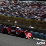 GT500クラス2位 #38 ZENT CERUMO LC500(立川 祐路/石浦 宏明)