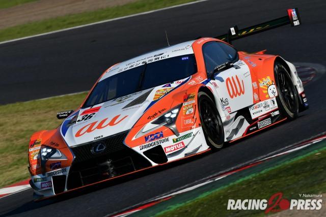 SUPER GT Rnd3 鈴鹿 予選結果