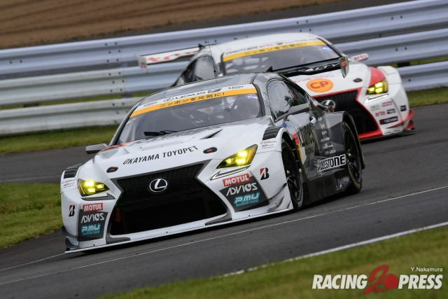 Center Stage ~ LEXUS RC F GT3