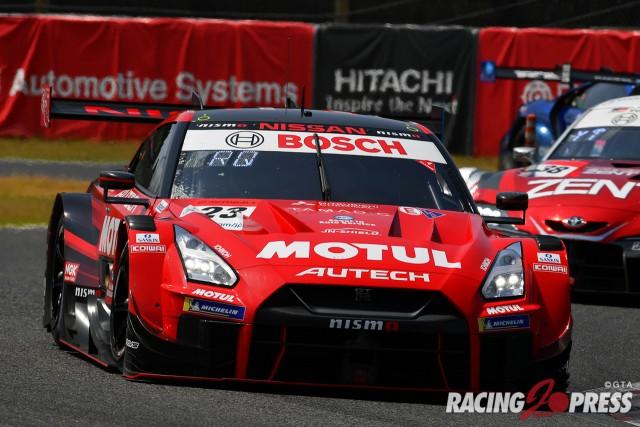 SUPER GT Rnd3 鈴鹿 決勝レポート