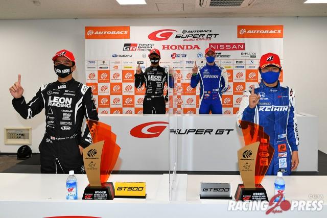 SUPER GT Rnd4 もてぎ 決勝レポート